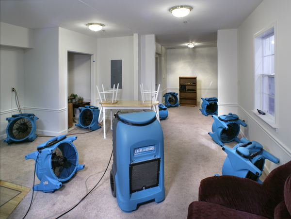 water damage phoenix arizona